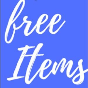 Other - FREE - Click to see items free with ANY purchase